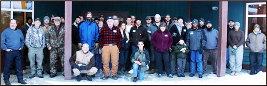 2014 Annual General Trapping School Photo