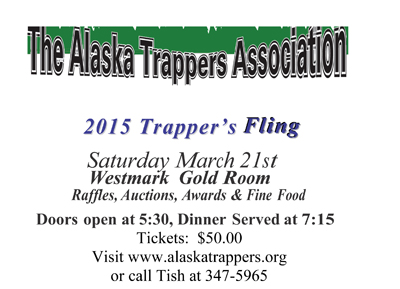 2015 Trappers Fling