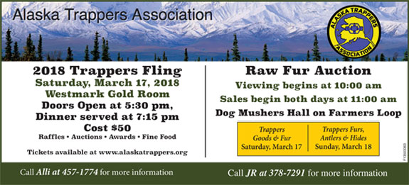 2018 ATA Fling and Fur Auction