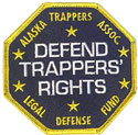 ATA Legal Defense Fund Patch