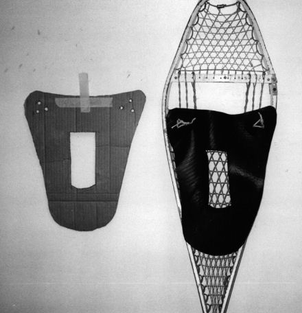 snowshoe pattern - click here