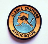 Patches and decals sold at the ATA Store